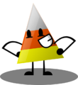 Candy Corn OV Pose