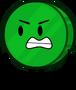 Green Coin Pose