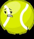 Tennis Bally Pose