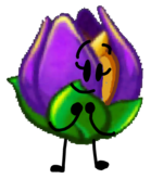 Shrinking Violet Pose