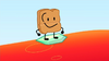 Woody surfing (BFB 15)