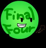 Final Four Pose