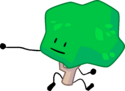 Tree IDFB Pose
