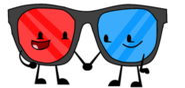 Glasses (OC Pose)