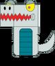 Robosaurus Rex (Pose)
