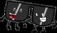Sunglasses season 2 pose