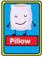 Pillow Card