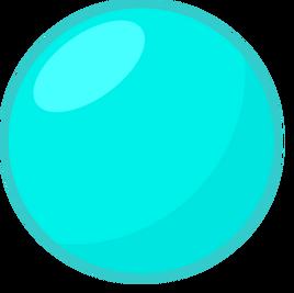 Cyan Ball