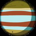 Past Jupiter