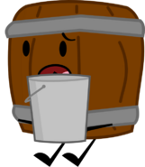 Barrel-Pose