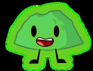 Green rockyyyyyyyyyy