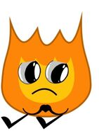 Firey's Cute Face