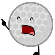 Golf Ball Idle