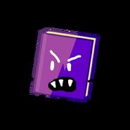 Pandora Book Pose