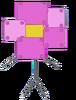 Robot Flower pose