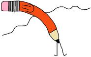 Elastic Pencil