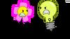 Lightbulb vs. Flower