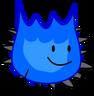 Rc Large Spiky Blue Firey