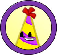 Brawl of The Objects Party Hat