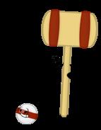 Croquet Fan-Made Pose