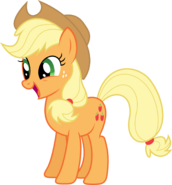 Applejack Pose