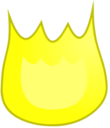 Yellow Firey Body