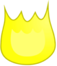 Yellow Firey Body