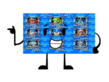 Mega Man 3 Boss Screen