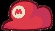 Mario Cap's Body