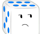 Blue-Spotted Dice