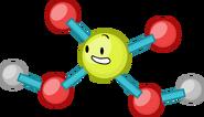 Acidy icon pose