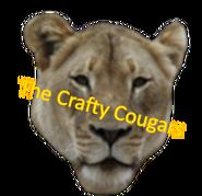 Crafty Cougars logo