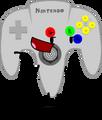 EW N64 Controller Pose