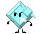 Freezing Diamond BFTV pose