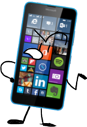 Windows Phone's Pose