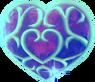 Frozen Heart Contanier