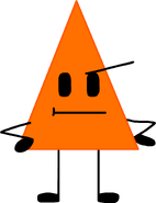 Orange Trangle