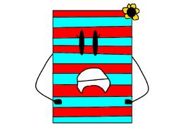 Beach Towel (normal Pose)