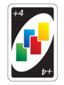 Draw 4 Card