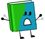 Book pose (enzo)
