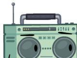 Boombox (Object Overload)