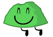 Green Rocky Jumping