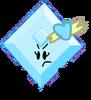 Freezing Diamond(Pose)