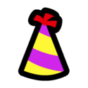 Party Hat Stock