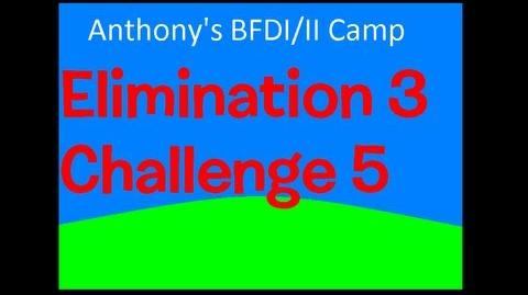 BFDI II Camp 4C 5A Weights