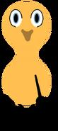 Dancing Peanut Pose