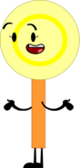 Lemon Lollipop