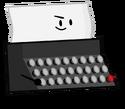 Typewrity pose