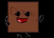 DoveChocolatePose