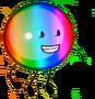 Rainbow Ball TROC